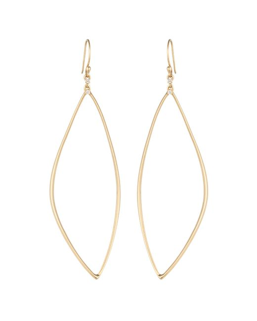 Alexis Bittar | Metallic Gold Marquis Link Drop Earring In 18k Gold You Might Also Like | Lyst