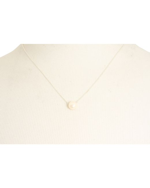 Dogeared | Metallic Pearls Of Friendship Necklace | Lyst