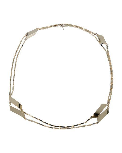 Isabel Marant | Metallic Necklace | Lyst