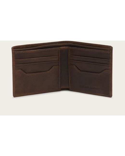 Frye | Brown Logan Billfold for Men | Lyst