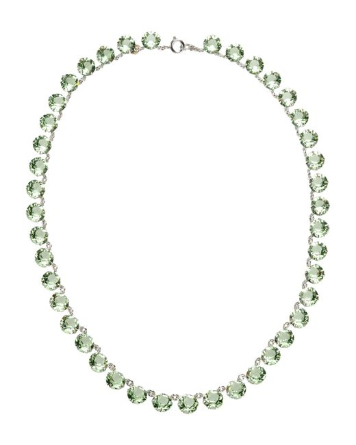 Ca&Lou | Green Necklace | Lyst