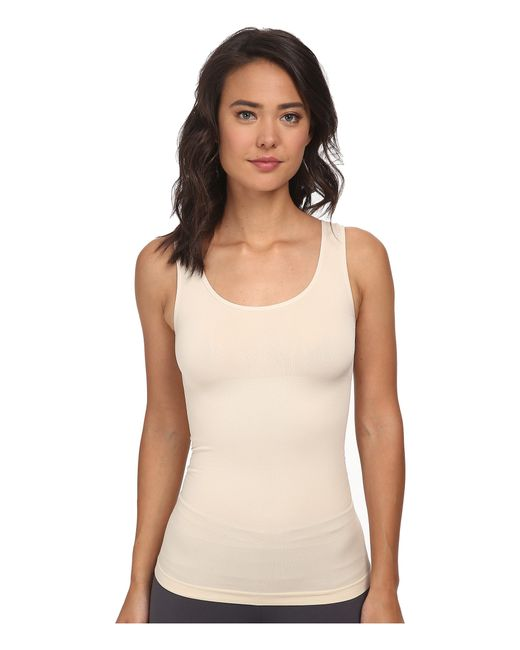 Yummie By Heather Thomson | Natural Lena Tank Top | Lyst