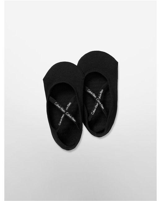 Calvin Klein | Black Underwear Ballet Liners | Lyst