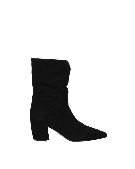 Prada Ankle Boots Women Black