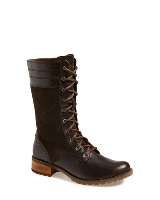 Timberland | Brown 'bethel' Boot | Lyst