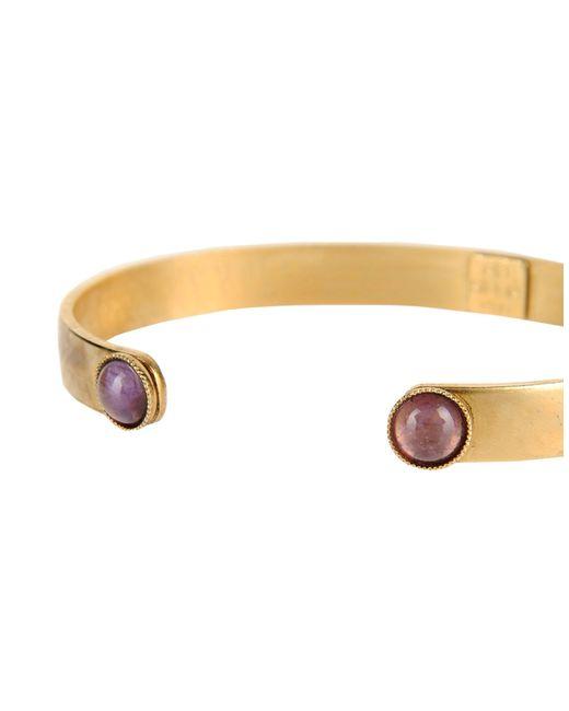 Ela Stone   Metallic Bracelet   Lyst
