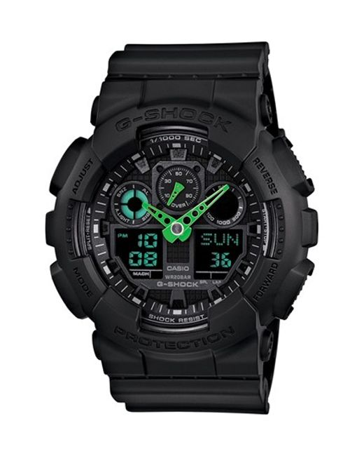 G-Shock | Green G-shock 'neon Highlights' Ana-digi Watch for Men | Lyst