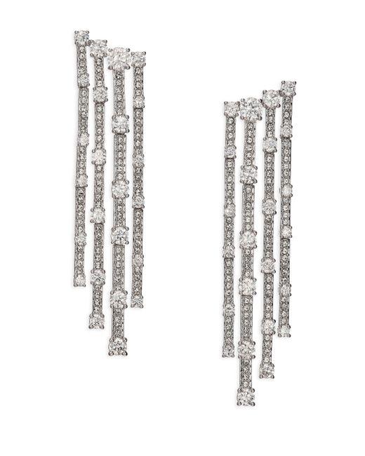 Adriana Orsini   Metallic Decadence Cascade Drop Earrings   Lyst