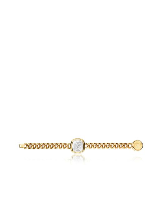 Louis Vuitton | Metallic I.d. Bracelet | Lyst