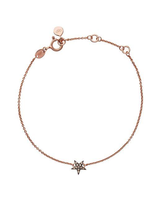 Links of London | Pink Diamond Essentials Star Bracelet | Lyst
