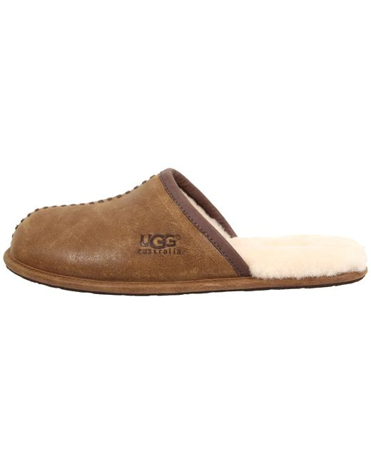 UGG | Natural Scuff Deco for Men | Lyst