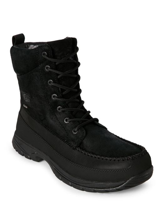 Ugg | Black Archibald Waterproof Snow Boots for Men | Lyst