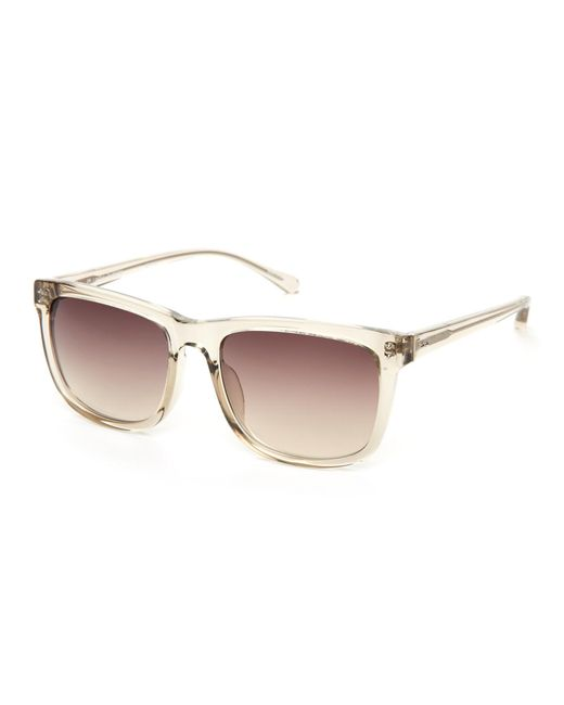 Linda Farrow | Multicolor Lfl/471/8 Translucent Rectangle Sunglasses | Lyst