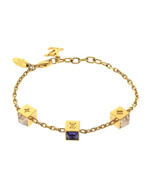 Louis Vuitton | Metallic Bracelet - Vintage | Lyst
