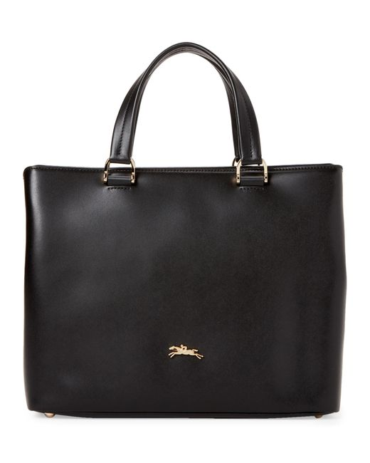 Longchamp - Black Honore 404 Medium Tote - Lyst