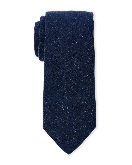 Altea   Blue Wool Tie for Men   Lyst
