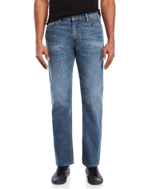 Levi's - Blue 504 Skate Regular Fit Jeans for Men - Lyst