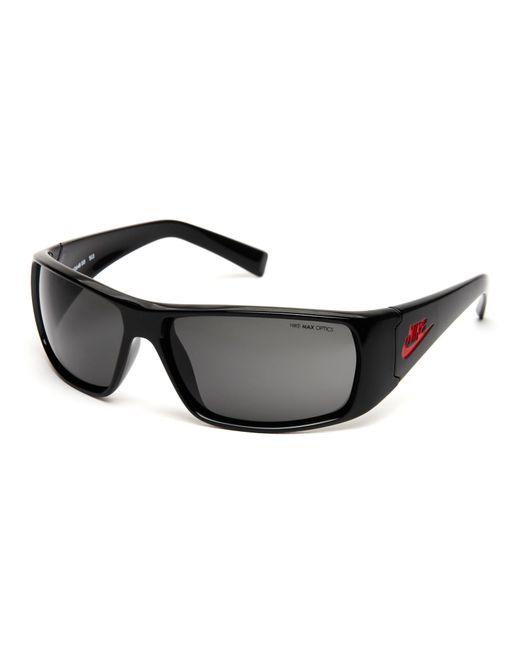 Nike - Black Ev0648 Grind Sport Wrap Sunglasses for Men - Lyst
