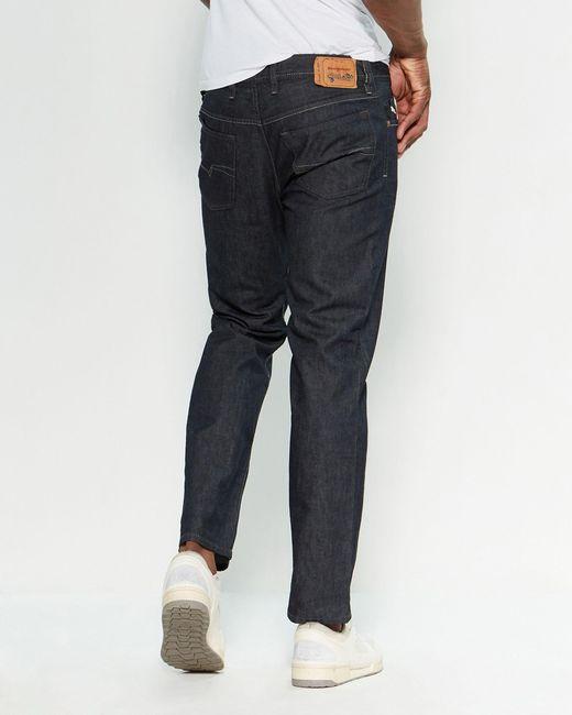 72913914 ... DIESEL - Blue Waykee Regular-straight Jeans for Men - Lyst