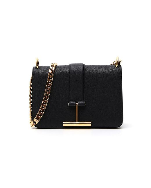 Tom Ford - Black Tara Shoulder Bag - Lyst