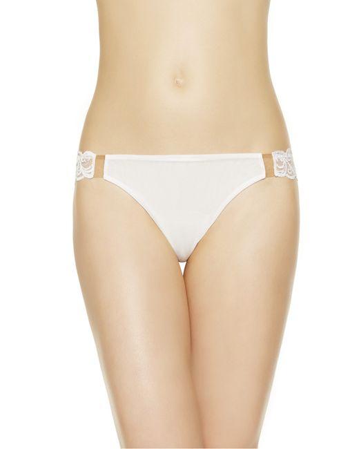 La Perla | White Thong | Lyst