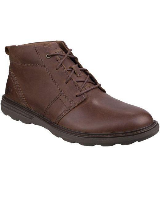 Caterpillar - Brown Trey Lace-up Boot for Men - Lyst