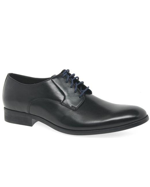 Clarks | Black Banfield Walk Mens Formal Lace Up Shoes for Men | Lyst