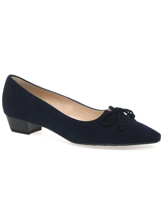 Peter Kaiser - Blue Lizzy Ii Womens Dress Shoes - Lyst