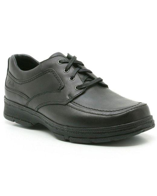 Mens Clarks Shoes Star Stride