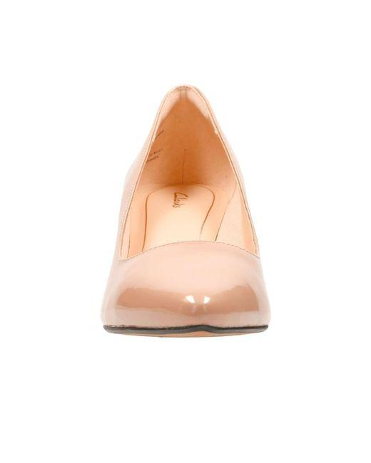 edec09d463d ... Clarks - Natural Isidora Faye Womens Dress Court Shoes - Lyst ...