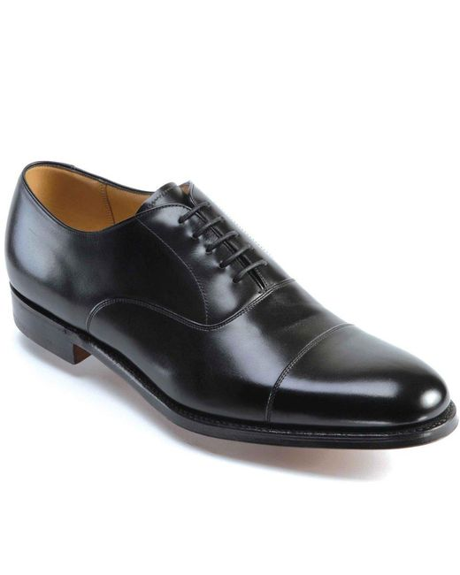 Cheaney - Black Lime Mens Formal Lace Up Shoes for Men - Lyst