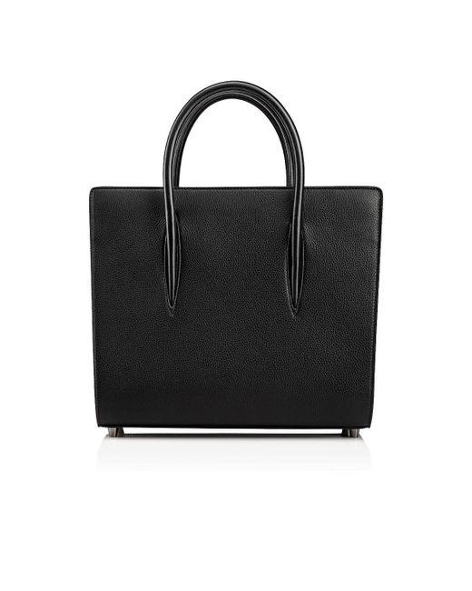 Christian Louboutin - Black Paloma Medium Tote Bag - Lyst