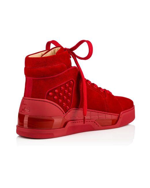e22c931225b inexpensive louboutin no limit sneakers 90s ab344 17b94