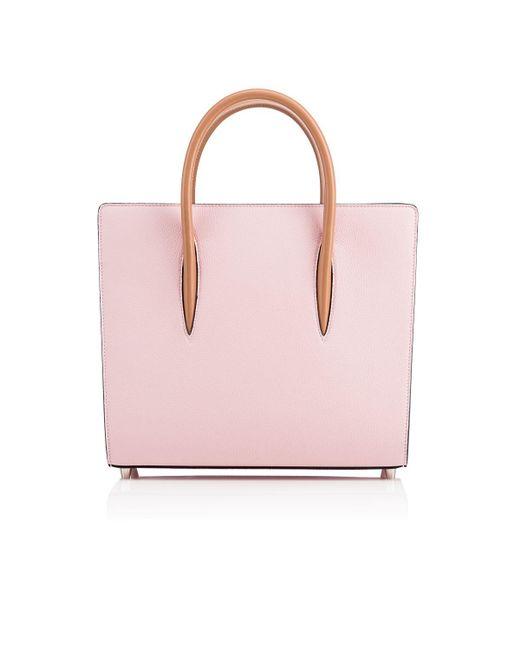 Christian Louboutin - Pink Paloma Medium - Lyst