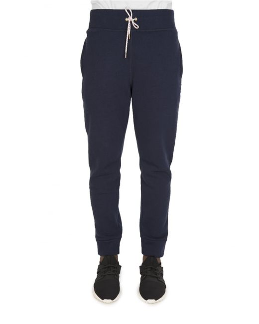 Moncler - Blue Gamme Bleu Combination Item Joggers Navy for Men - Lyst