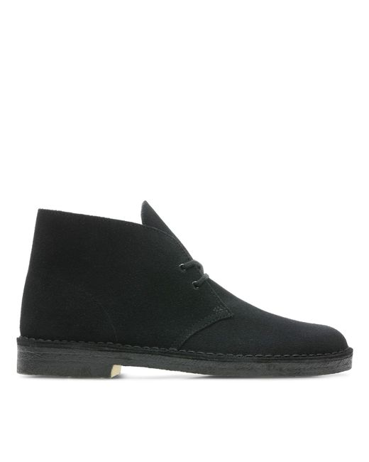 Clarks - Black Desert Boot for Men - Lyst