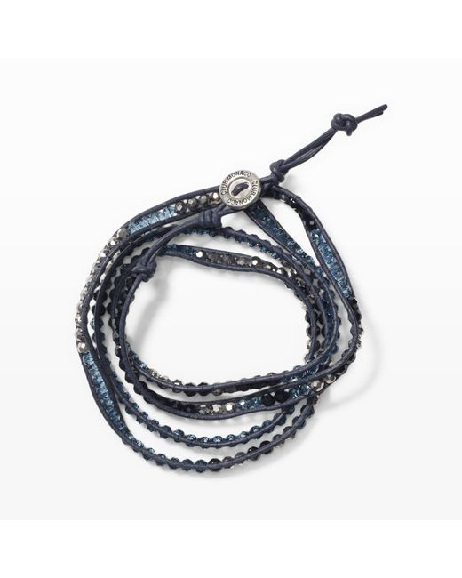 Club Monaco | Blue Bonnie Bracelet | Lyst