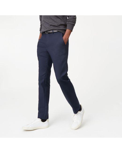 Club Monaco - Pink Modern Stretch Trouser for Men - Lyst