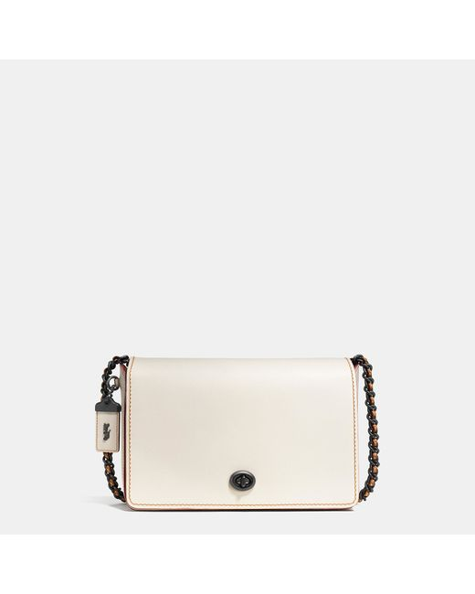 COACH | Multicolor Dinky 24 In Glovetanned Leather | Lyst