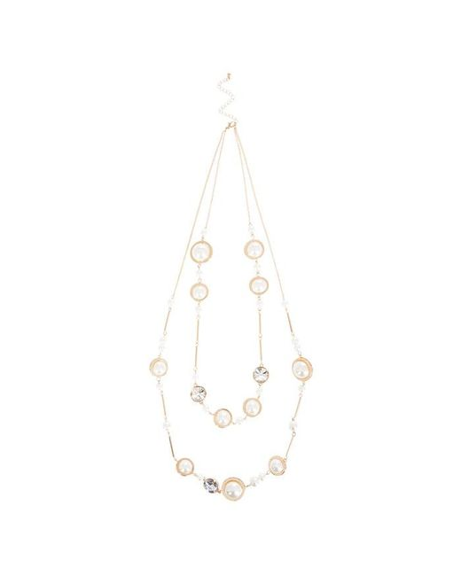 Coast - Multicolor Lulu Pearl Necklace - Lyst