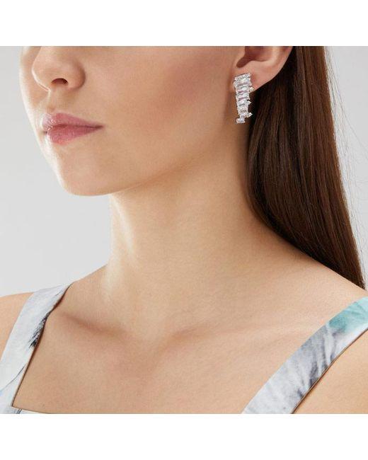Coast - Metallic Elise Sparkle Earrings - Lyst