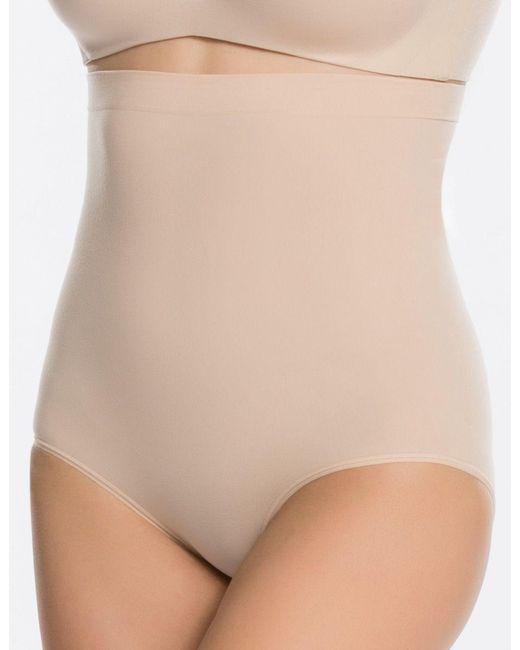 Spanx - Natural Higher Power Panties - Lyst