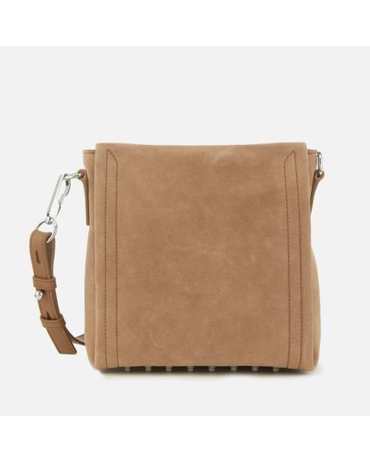 Alexander Wang - Brown Women's Mini Darcy Cross Body Bag - Lyst