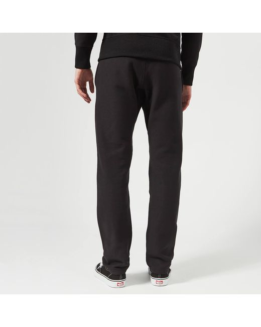 472fce333af2 ... Champion - Black Elastic Cuff Sweatpants for Men - Lyst ...