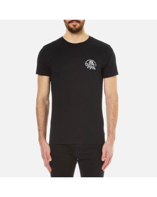Edwin | Black Men's All Of This Tshirt for Men | Lyst