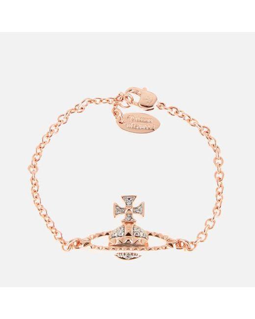 Vivienne Westwood   Multicolor Jewellery Women's Mayfair Bas Relief Bracelet   Lyst