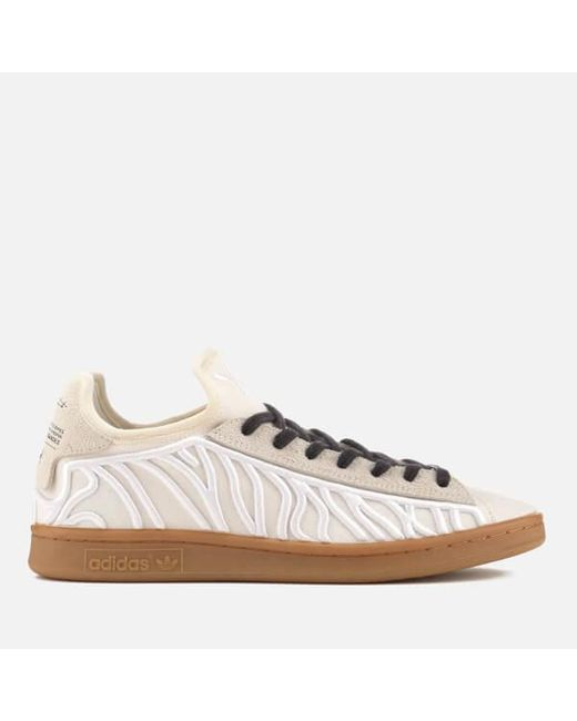 Y-3 Men's Shishu Stan Embroidered Lace Up Sneakers UNEzRVwa5z