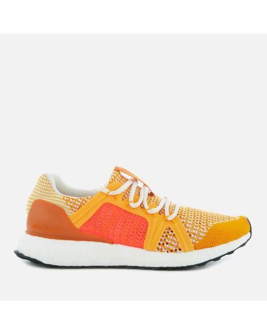 Lyst Adidas Da Stella In Mccartney Donne Ultraboost Formatori In Stella Marrone 0ec689