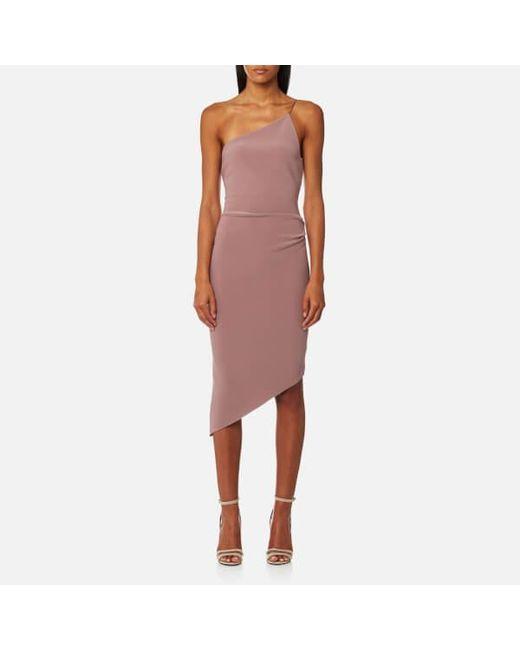 Bec & Bridge   Pink Women's Luxul Adymm Dress   Lyst