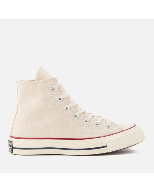 Converse | White Chuck Taylor All Star '70 Hitop Trainers for Men | Lyst